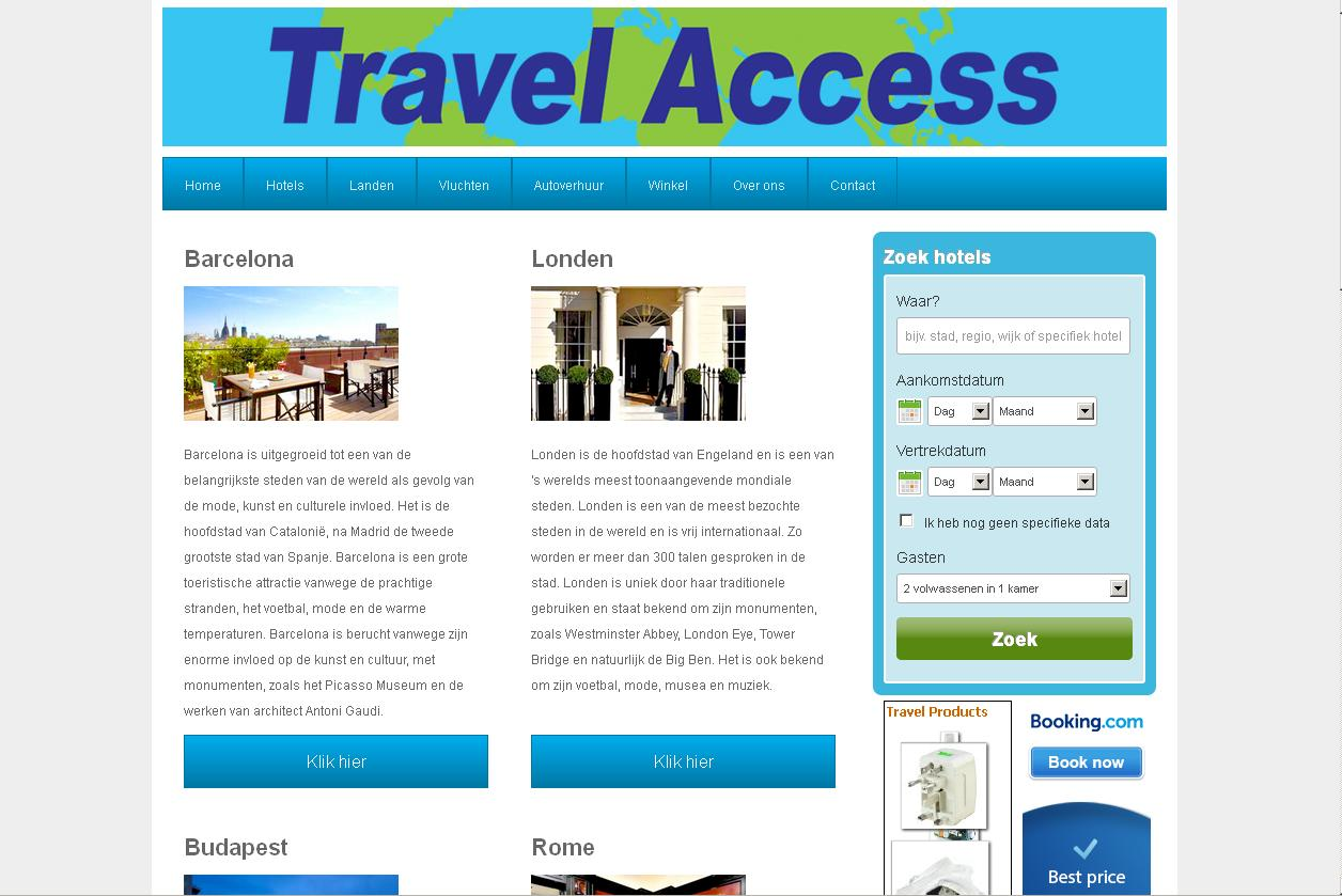 Travel Acces